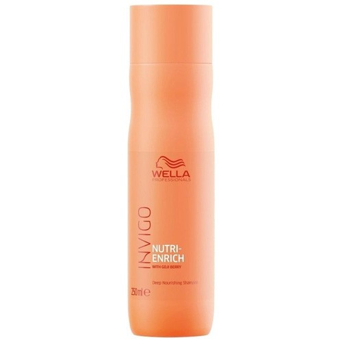 Wella Invigo Nutri-Enrich Deep Nourishing Shampoo Nourishing 250ml