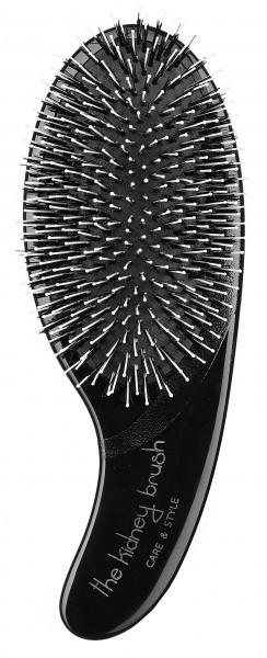 Olivia Garden Kidney Brush Care & Style schwarz