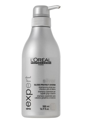 Loreal Expert Silver Shampoo 500 ml