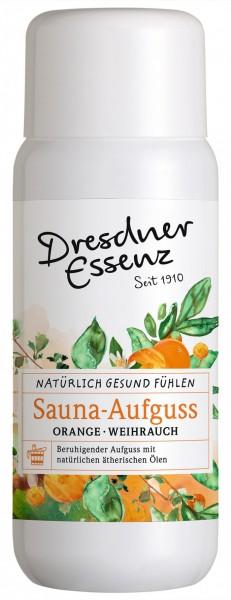 Dresdner Essenz Saunaaufguss Orange/Weihrauch 250 ml