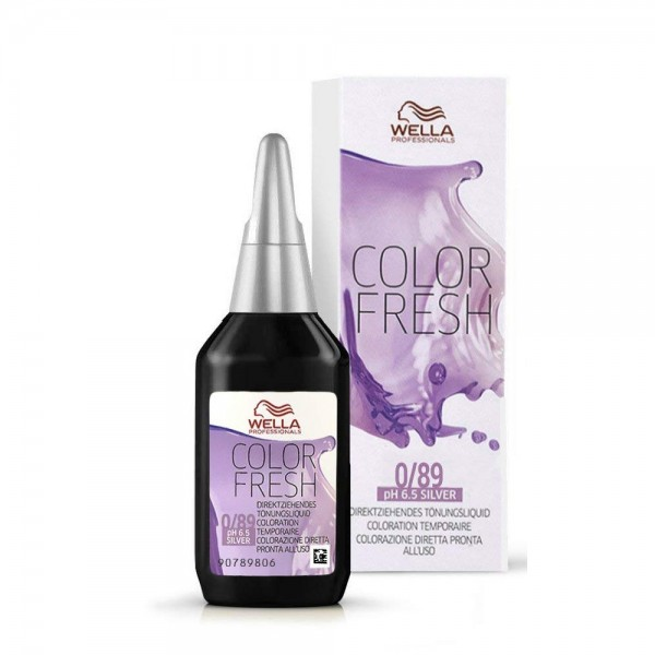 Wella Color Fresh ph 6.5 Acid 0/89 perl-cendré 75ml