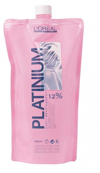 Loreal Platinium Nutri Developpeur 12% 1000 ml