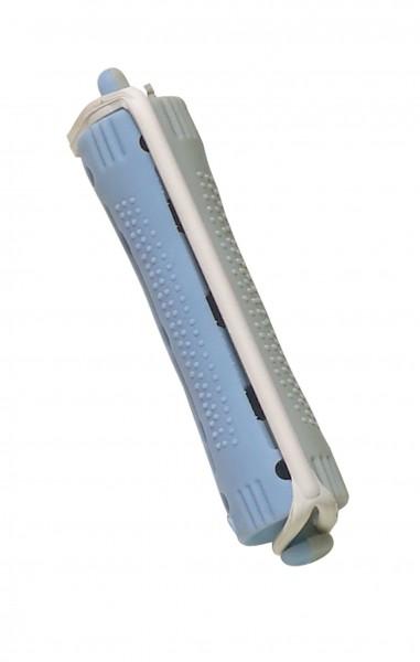 Comair Kaltwell-Wickler 2-farbig 12er 13mm kurz Rundgummi blau/grau Kaltwellwickler