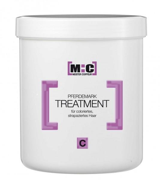 M:C Treatment Pferdemark C 1000 ml color., strapaziertes Haar