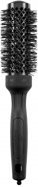 Olivia Garden Black Label Rundbürste Thermal 34 mm