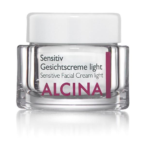 Alcina Sensitiv Gesichtscreme light für empfindliche Haut