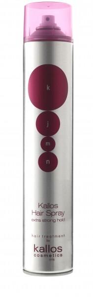 Kallos Cosmetics Kjmn Hair Spray Extra Strong Hold 500 ml