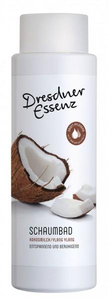 Dresdner Essenz Schaumbad Kokosmilch Ylang Ylang 400 ml
