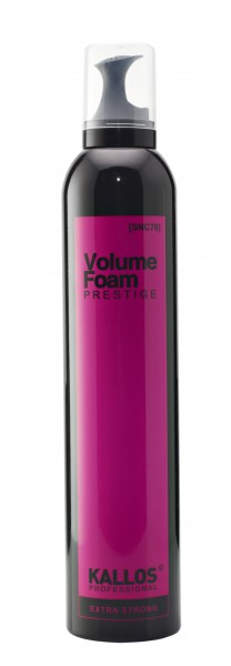 Kallos Cosmetics Prestige Extra Strong Hold Volume Foam 300 ml