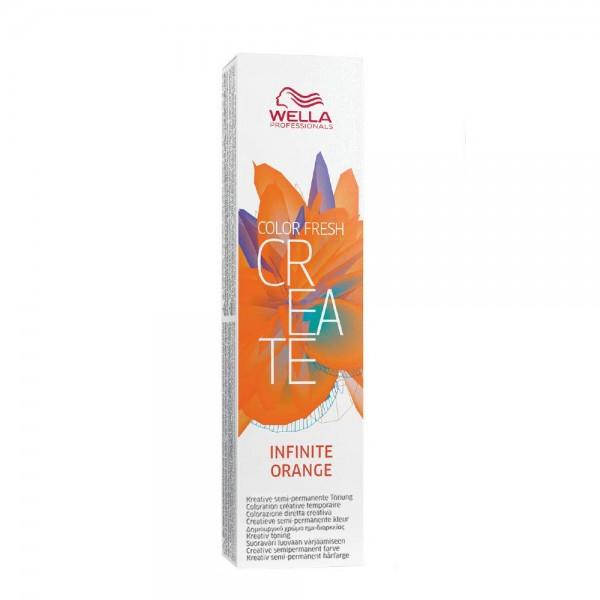 Wella Color Fresh Create Infinite Orange 60ml Color Fresh