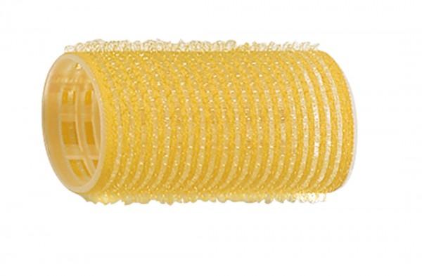 Comair Haftwickler 12er 32mm gelb Länge 63mm Haftwickler