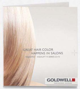 Goldwell Topchic Permanent Haircolor Farbkarte