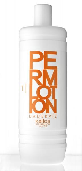 "Kallos Cosmetics Perm Lotion ""1"" für normales Haar 500 ml"