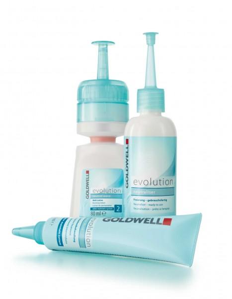 Goldwell Evolution Dauerwellset 1s für getöntes Haar oder Strähn