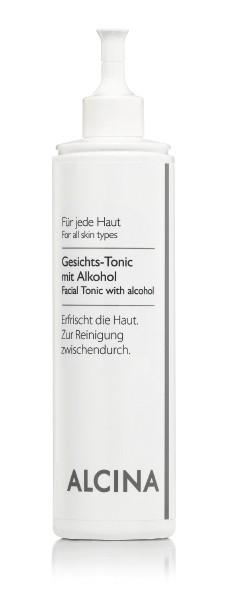 Alcina Gesichts-Tonic mit Alkohol für jede Haut