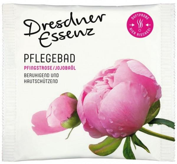 Dresdner Essenz Pflegebad Pfingstrose/Jojobaöl 60g