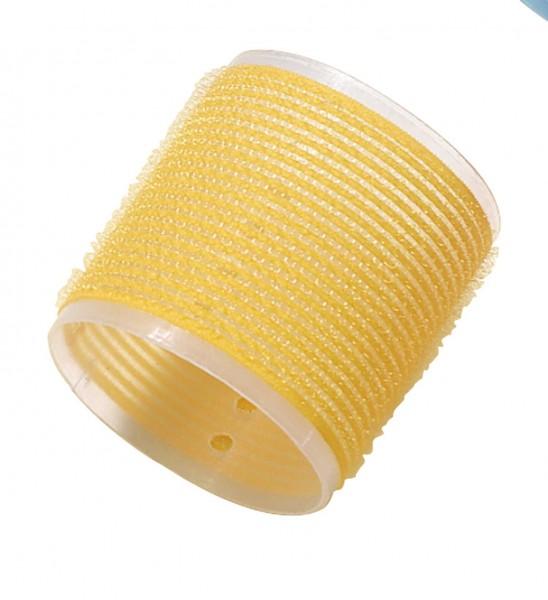 Comair Haftwickler 6er 66mm Jumbo gelb Länge 63mm
