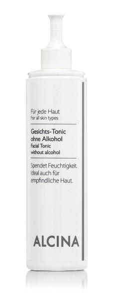 Alcina Gesichts-Tonic ohne Alkohol für jede Haut