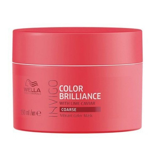 Wella Invigo Color Brilliance Vibrant Color Maske Coarse 150ml