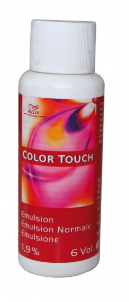 Wella Color Touch Emulsion 1,9% 60ml
