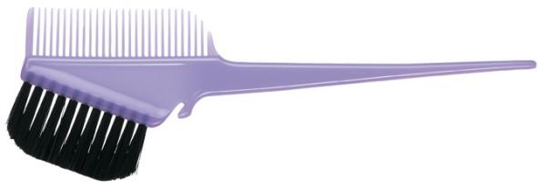 Comair Färbepinsel mit Kamm transparent flieder
