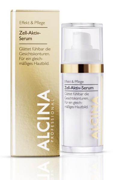 ALCINA E ZELL-AKTIV-SERUM - Verringert nachweislich die Falten-Tiefe 30 ml