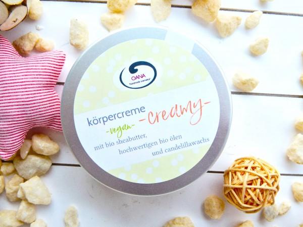 OANA Handmade Körpercreme Creamy, 200 ml, vegan