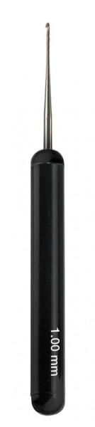 Comair Strähnennadel mit Halter 1,00mm schwarz